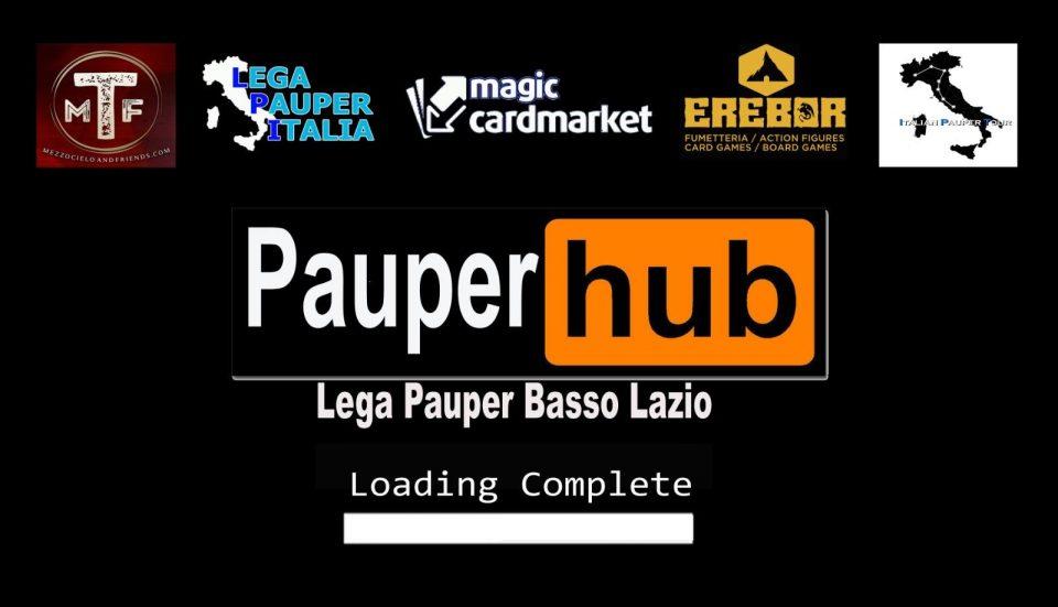 Pauper HUB 08/09/2019 – Top8 e Meta