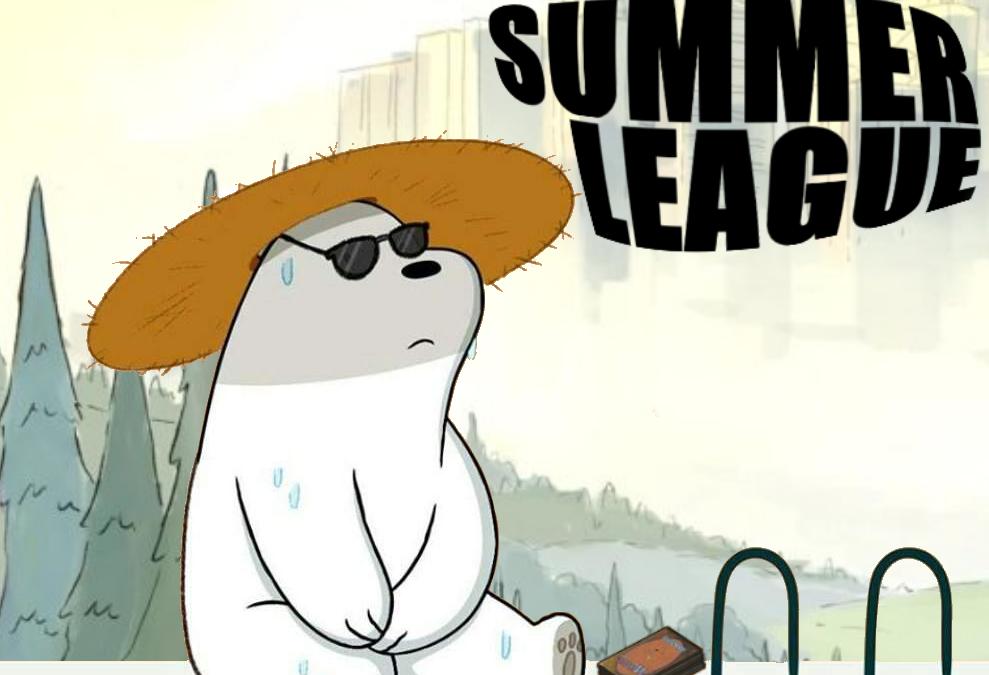 Report PAUPER SUMMER LEAGUE